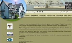 Gîte La Maison d'Eva-Anne - Îles-de-la-Madeleine, Havre-aux-Maisons