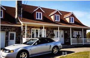 Gîte Belle-Vue - Saguenay-Lac-Saint-Jean, Saguenay (Saguenay) (V) (La Baie)