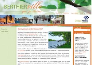 Ville de Berthierville - Lanaudière, Berthierville