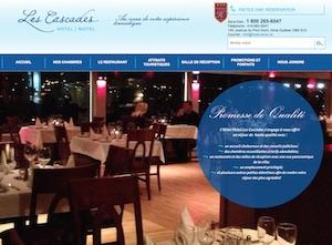 Hôtel Motel les Cascades - Saguenay-Lac-Saint-Jean, Alma (Lac-St-Jean)
