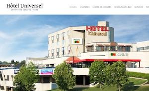 Hôtel Universel - Saguenay-Lac-Saint-Jean, Alma (Lac-St-Jean)