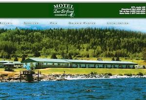 Motel Lac St-Jean - Saguenay-Lac-Saint-Jean, Chambord (Lac-St-Jean)