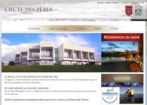Motel Chute des Pères - Saguenay-Lac-Saint-Jean, Dolbeau-Mistassini (Lac-St-Jean)
