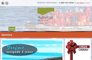 Auberge de la Rive et Motels - Charlevoix, Les Éboulements (Saint-Joseph-de-la-Rive)