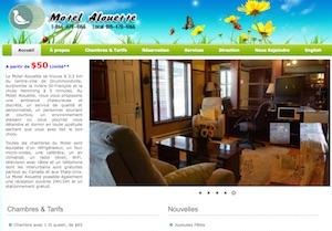 Motel Alouette - -Centre-du-Québec-, Drummondville