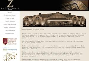 Le Suzor Hôtel & Suites (Resto la Pastourelle) - -Centre-du-Québec-, Victoriaville
