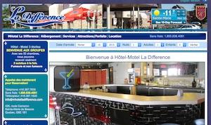 Hôtel Motel la Différence - Chaudière-Appalaches, Sainte-Marie (Beauce)