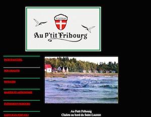 Chalets au Petit Fribourg - Chaudière-Appalaches, Saint-Jean-Port-Joli (Côte-du-Sud)