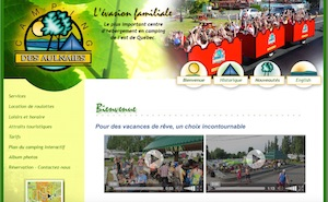 Camping des Aulnaies - Chaudière-Appalaches, Saint-Roch-des-Aulnaies (Côte-du-Sud)