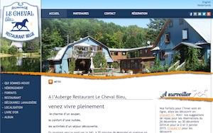 Gîte Le Cheval Bleu - Lanaudière, Saint-Alphonse-Rodriguez