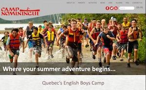 Camp Nominingue - Laurentides, Nominingue