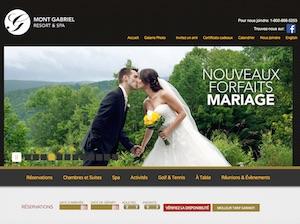 Hôtel & Spa Mont Gabriel - Laurentides, Sainte-Adèle