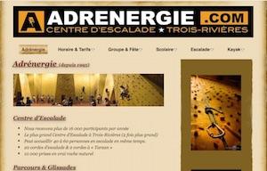 Adrénergie - Mauricie, Trois-Rivières