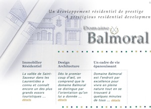 Domaine Balmoral - Laurentides, Morin-Heights