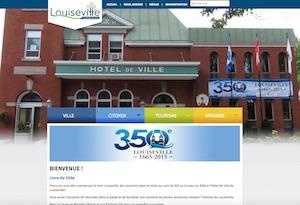 Ville de Louiseville - Mauricie, Louiseville