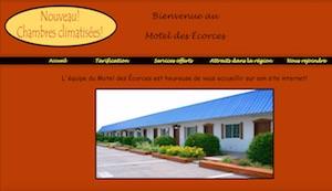 Le Motel des Écorces - Laurentides, Lac-des-Écorces