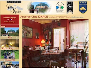 Auberge Restaurant Chez Ignace - Laurentides, Nominingue