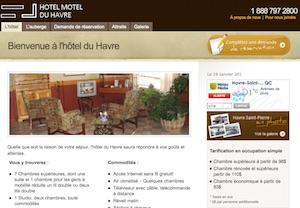 Hôtel / Motel du Havre - Côte-Nord / Duplessis, Havre-Saint-Pierre