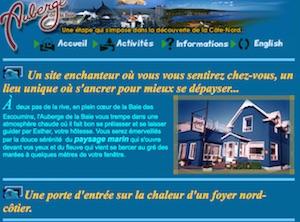 Auberge de la Baie - Côte-Nord / Manicouagan, Les Escoumins