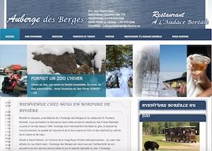 Auberge des Berges - Saguenay-Lac-Saint-Jean, Saint-Félicien (Lac-St-Jean)