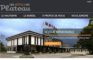 Hôtel-Motel Hauterive - Côte-Nord / Manicouagan, Baie-Comeau