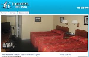 Motel de l'Archipel - Côte-Nord / Duplessis, Havre-Saint-Pierre