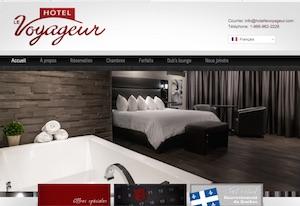 Hôtel Le Voyageur - Côte-Nord / Duplessis, Sept-Îles
