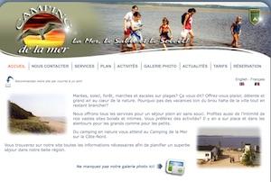 Camping de la Mer - Côte-Nord / Manicouagan, Pointe-Lebel