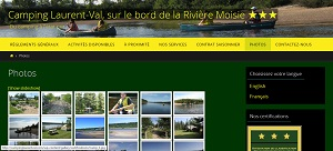 Camping Laurent-Val - Côte-Nord / Duplessis, Sept-Îles (Moisie)