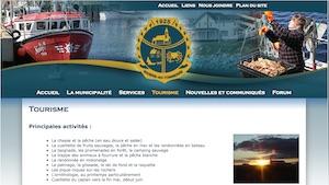 Municipalité de Rivière-au-Tonnerre - Côte-Nord / Duplessis, Rivière-au-Tonnerre