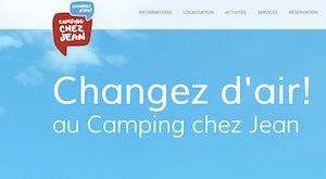 Camping Chez Jean - Bas-Saint-Laurent, Saint-Antonin