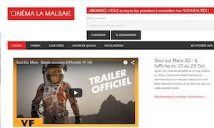 Cinéma de la Malbaie - Charlevoix, La  Malbaie