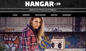 HANGAR-29 (Carrefour Lac Mégantic) - Estrie / Canton de l'est, Lac-Mégantic