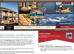 Hôtel Motel Baie-Sainte-Catherine - Charlevoix, Baie-Sainte-Catherine