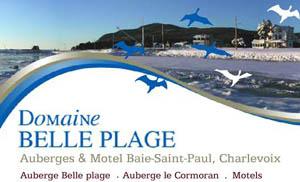 Auberge Cormoran & Domaine Belle Plage - Charlevoix, Baie-Saint-Paul