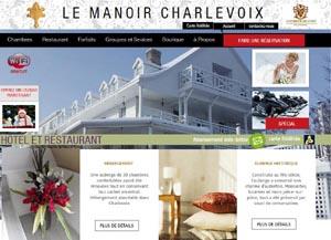 Manoir Charlevoix - Charlevoix, La  Malbaie