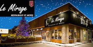 Motel Le Mirage - Charlevoix, La  Malbaie