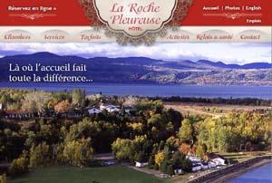 Hôtel-Motel La Roche Pleureuse - Charlevoix, L'Isle-aux-Coudres