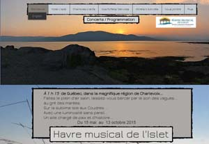 Hôtel L'Islet et Havre Musical de L'Islet - Charlevoix, L'Isle-aux-Coudres