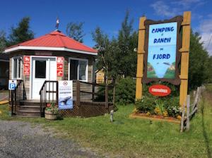 Camping du Fjord - Charlevoix, Baie-Sainte-Catherine