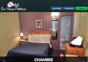 Motel Au Vieux Piloteux - Bas-Saint-Laurent, Rivière-du-Loup (V)