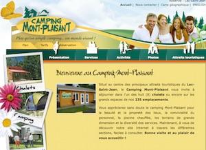 Camping Mont-Plaisant - Saguenay-Lac-Saint-Jean, Roberval (Lac-St-Jean)