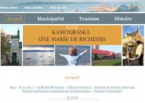 Municipalité de Kamouraska - Bas-Saint-Laurent, Kamouraska (M)