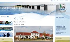 Ville de Port-Cartier - Côte-Nord / Duplessis, Port-Cartier