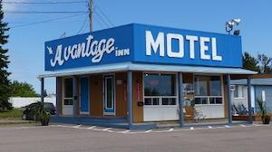 Motel Avantage - Saguenay-Lac-Saint-Jean, Roberval (Lac-St-Jean)
