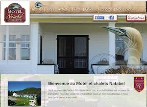 Motel Le Natabel - Gaspésie, Percé