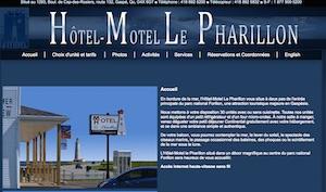 Hôtel Motel Le Pharillon - Gaspésie, Ville de Gaspé (Cap-des-Rosiers)