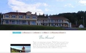 Hôtel Motel Bon Accueil - Gaspésie, Rivière-la-Madeleine