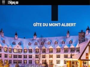 Auberge Gîte du Mont-Albert (Sépaq) - Gaspésie, Sainte-Anne-des-Monts