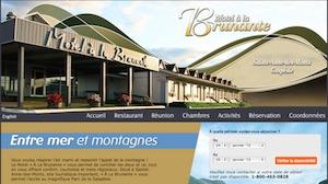 Motel à la Brunante - Gaspésie, Sainte-Anne-des-Monts